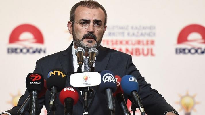AK Parti Sözcüsü Mahir Ünal'dan çok sert Kılıçdaroğlu açıklaması