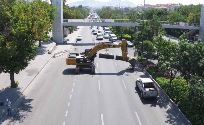 Ankara'da Üçüncü Kavşak İçin Kollar Sıvandı