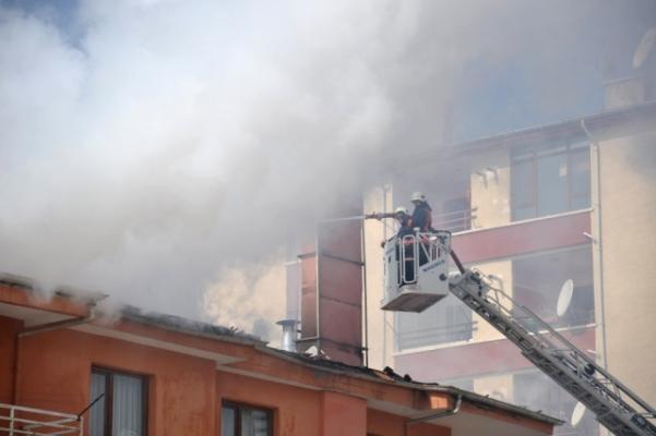 Ankara İtfaiyesi Felaketleri Önlüyor