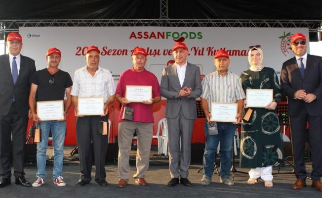 Assan Foods'tan 20. yıla özel kutlama