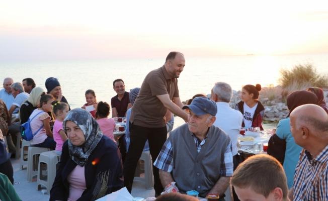 Beyşehir'de şehit aileleri ve gaziler onuruna yemek