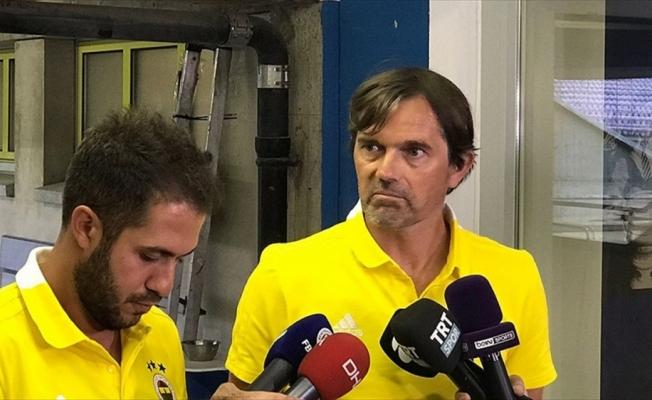 Fenerbahçe Teknik Direktörü Cocu: Transferde çok çalıştığımızı söyleyebilirim