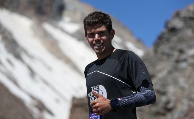 Futbolculuktan dağ koşusunda dünya şampiyonluğuna