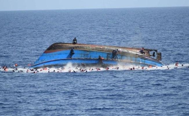 Göçmen Teknesi Battı: 16 Kişi Boğularak Can Verdi, 30 Kişi Kayıp!