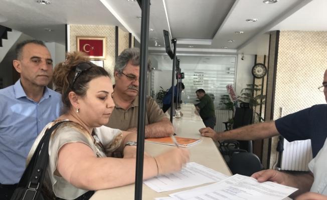 Konya'da CHP delegelerinden olağanüstü kurultay imzası