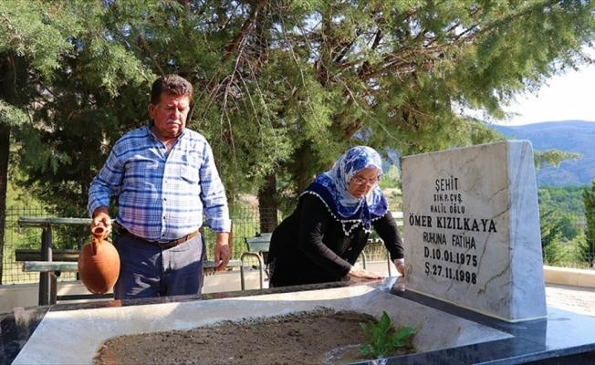 Şehit Ömer Kızılkaya'nın babası: Hainler bilsin ki her an hepimiz hazırız