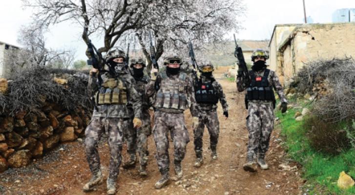 Şehitlerin intikamı alındı! 8 terörist öldürüldü