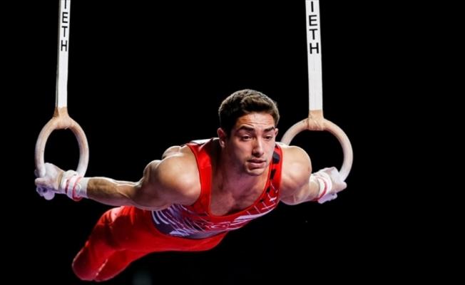 Avrupa Artistik Cimnastik Şampiyonası'nda gümüş madalya