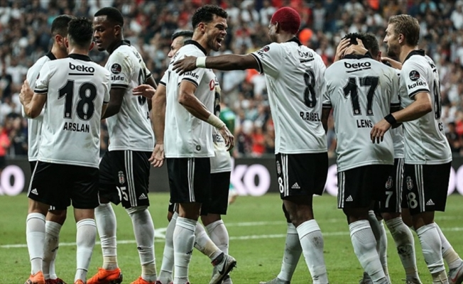 Beşiktaş'tan sezona iyi başlangıç