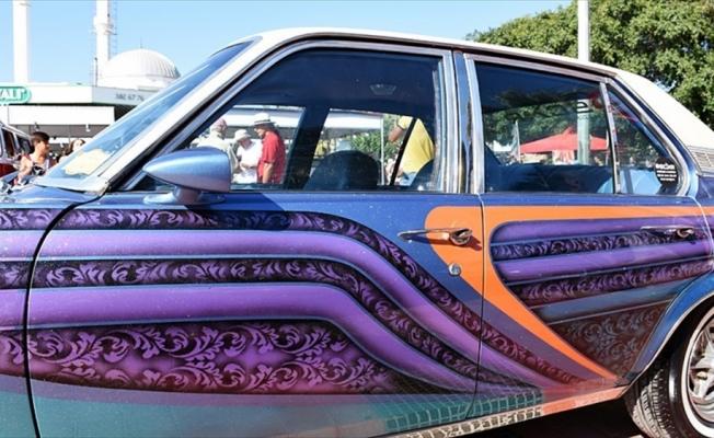 Bodrum'da 'Klasik Otomobil Festivali'