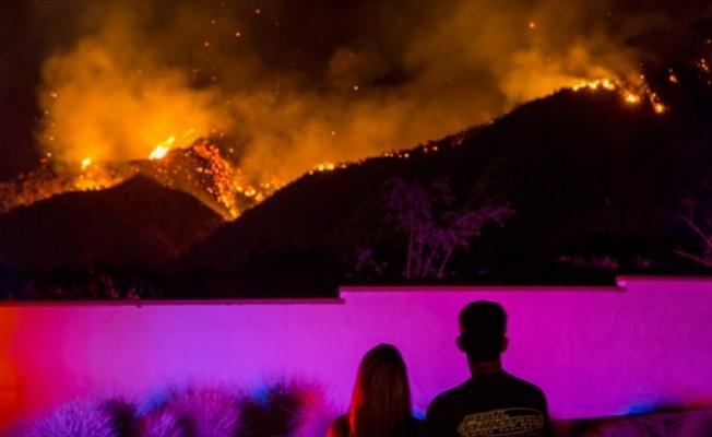 'California'daki yangın husumetten çıktı' iddiası