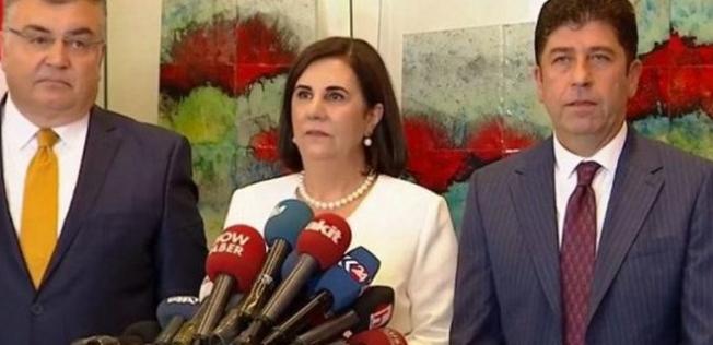 CHP'de imzalar Genel Merkez'e getirildi