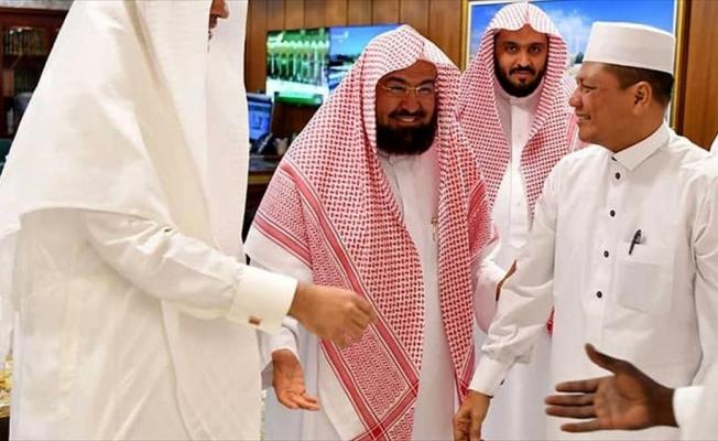 'Kutsal mekanlar, siyasi sloganlar atma ve mezhepsel çatışma yeri değildir'