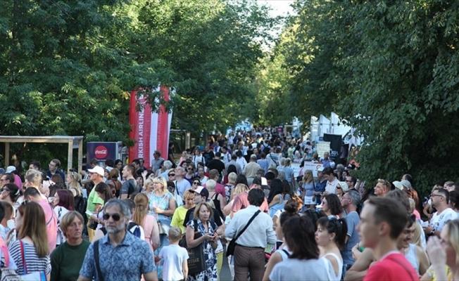 Ruslardan 'Türkiye Festivali'ne büyük ilgi