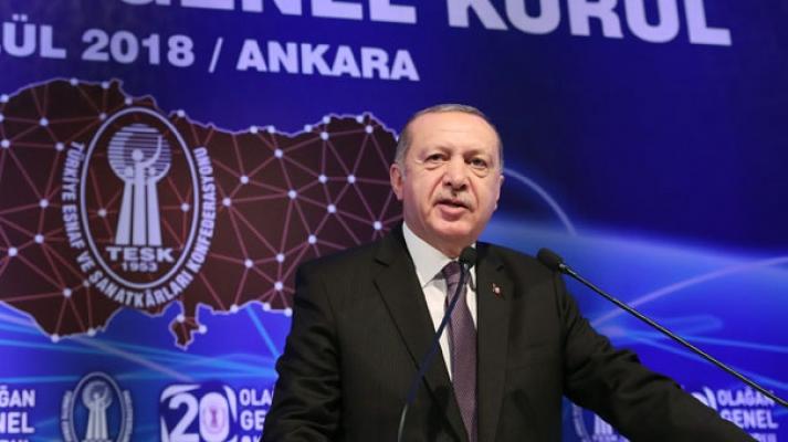 Cumhurbaşkanı Erdoğan'dan flaş döviz ve faiz mesajı!