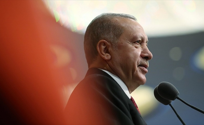 Cumhurbaşkanı Erdoğan: Eğitim-öğretim konusunda tarihi nitelikte değişimlere hazırlanıyoruz