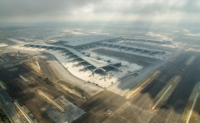 Dev kargo şirketlerinin gözü İstanbul Yeni Havalimanı'nda