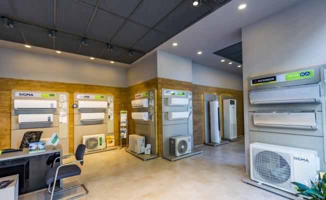İklimsa showroomları yenileniyor