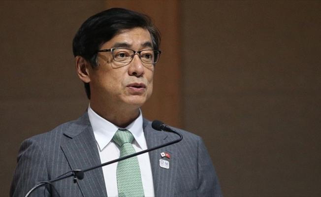 Japonya'nın Ankara Büyükelçisi Miyajima: Türkiye ve Japonya arasındaki STA hızlandırıldı