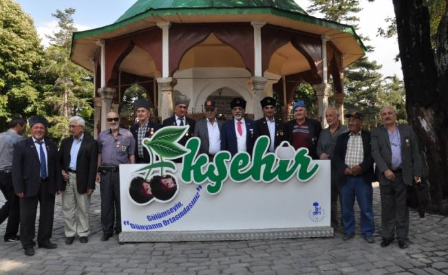 Kıbrıs gazileri Akşehir'de buluştu