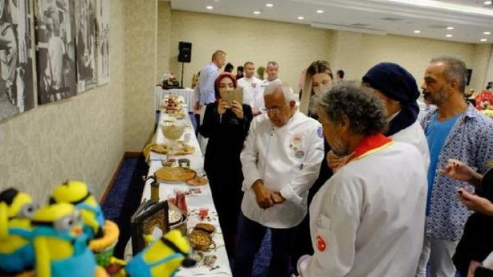 Pasta ustaları Başkent Pasta Festivali'nde buluştu
