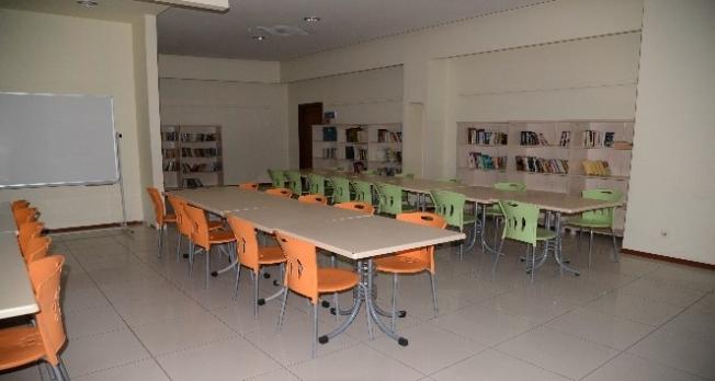 Pursaklar Belediyesi Gençlik Akademisi yeni yerinde