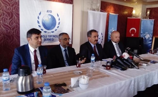 AYD Başkanı Burhan'dan Ekonomi Programına Destek…