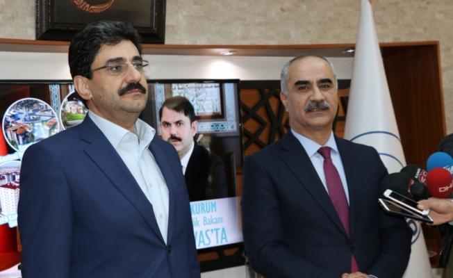 Çevre ve Şehircilik Bakanı Kurum, Sivas'a gelecek