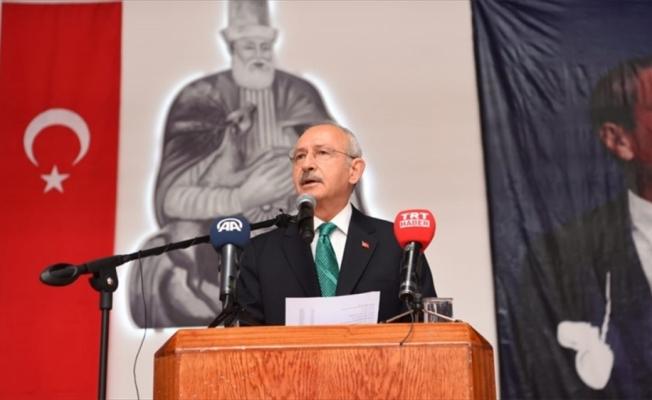 CHP Genel Başkanı Kılıçdaroğlu: İyilerin peşinden gitmek hepimizin ortak görevi olmalıdır
