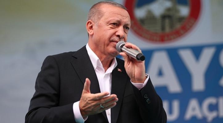 Cumhurbaşkanı Erdoğan: Hisselerin Hazine'ye devrini sağlayacağız