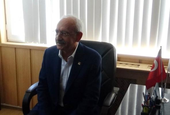 Kılıçdaroğlu, İstanbul'daki Cumhuriyet Resepsiyonuna Katılmayacak
