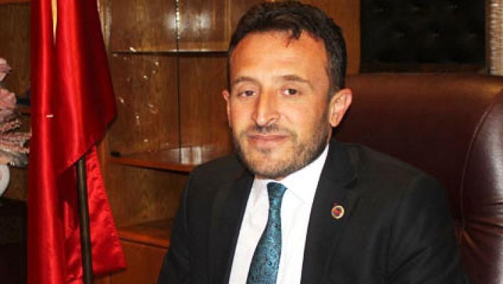 Konya'da ilçe belediye başkanına silahlı saldırı