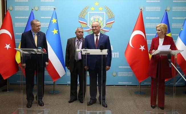 Moldova Cumhurbaşkanı Dodon: Özerklik kanunlarının çalışması için elimden geleni yapacağım