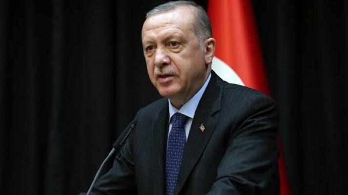 Türkiye Cumhurbaşkanı Recep Tayyip Erdoğan:
