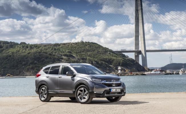 Yeni Honda CR-V, Türkiye'de satışa sunuldu