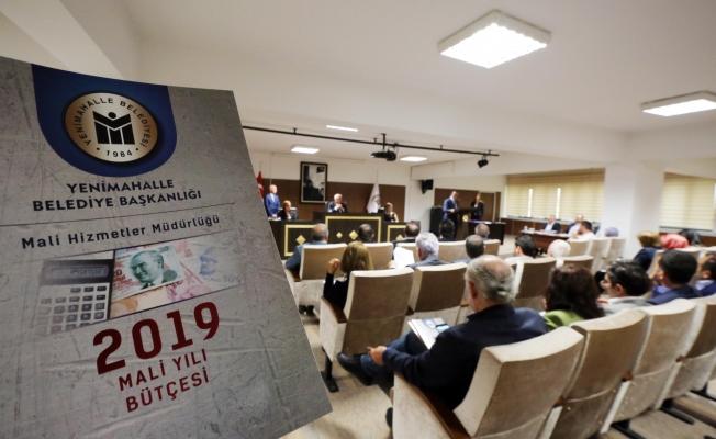 Yenimahalle'nin 2019 bütçesi 505 milyon