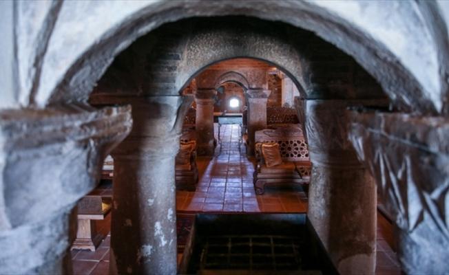 6 asırlık Issız Han'da tarihe yolculuk