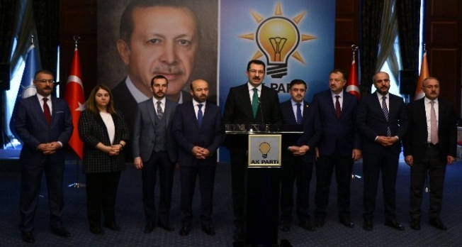 AK Parti'de aday adaylık süreci bugün başladı
