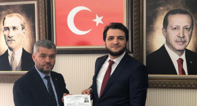 Avukat Enes Günay Pursaklar'dan Aday Adayı!
