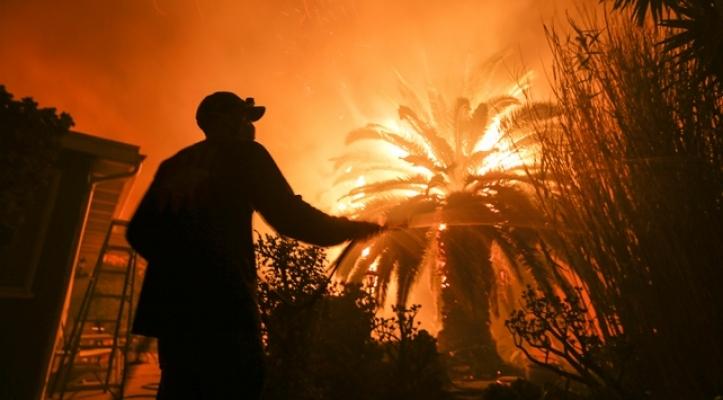 California'daki orman yangınlarında bilanço ağırlaşıyor