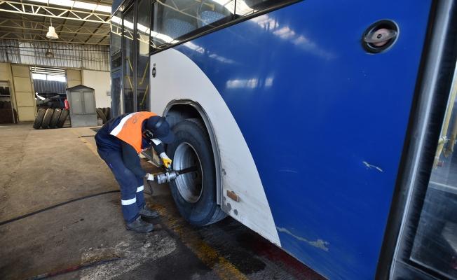 EGO Otobüsleri Kışa Hazır!