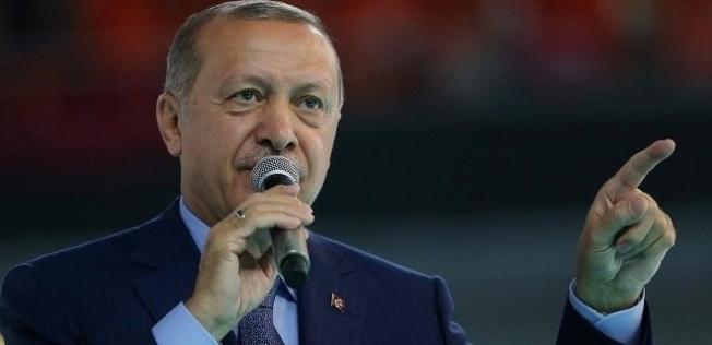 Erdoğan çok kızdı: Bu senin işin değil ya!