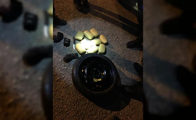 GÜNCELLEME - Sivas'ta uyuşturucu operasyonu
