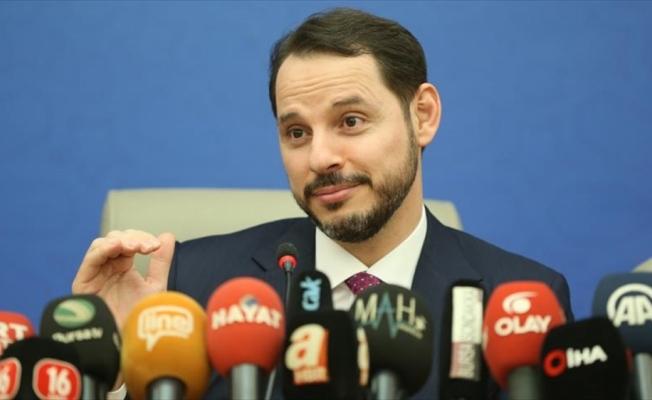 Hazine ve Maliye Bakanı Albayrak: Türkiye, ligleri teker teker aşarak süper lige çıktı