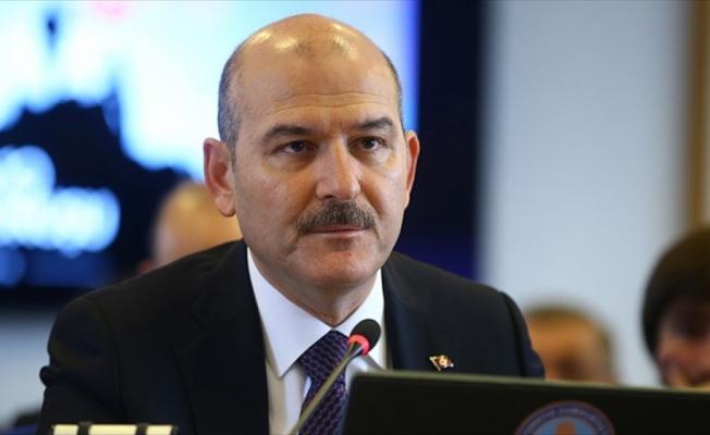 İçişleri Bakanı Soylu: Polislere 3600 konusunda söz verdik, bunu yerine getireceğiz