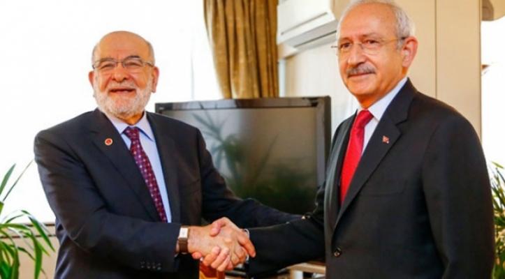 Kılıçdaroğlu-Karamollaoğlu Görüşmesinden İttifak Çıkmadı