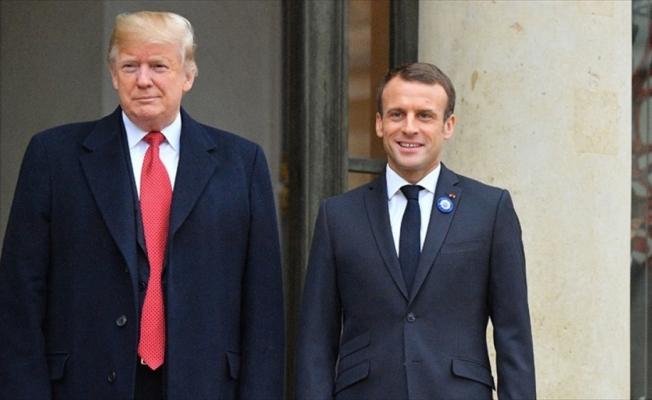 Macron 'Avrupa ordusu' fikrini savundu