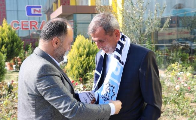 Özaltun, İzmir'de hemşehrileriyle buluştu