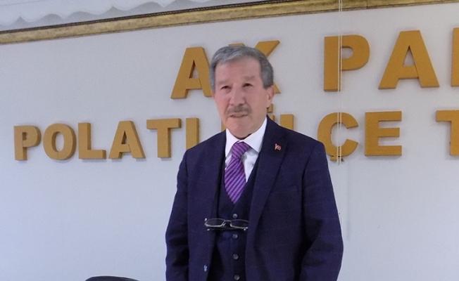Sami ÖZER, Ak Parti'den Polatlı Belediye Başkanlığı'na aday adayı oldu.