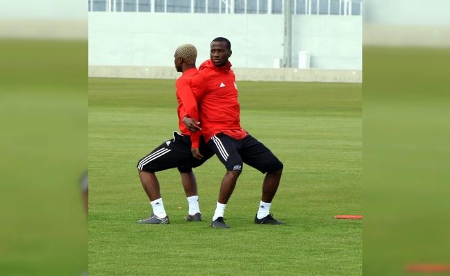 Sivasspor, Beşiktaş maçına hazır